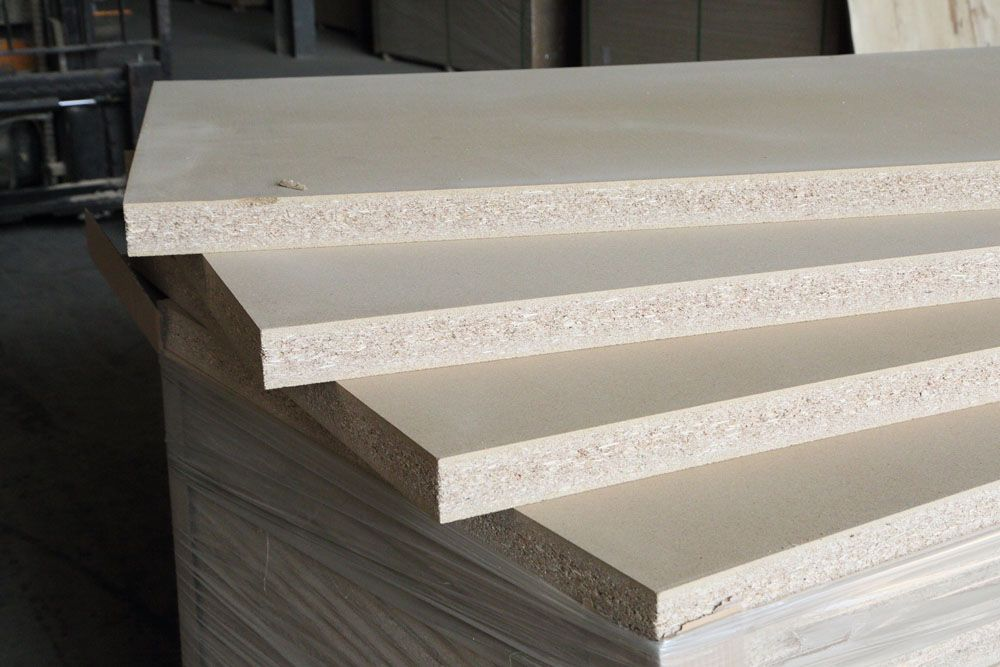 44mm Door core particle board & Chipboard_Door Core Chipboard_plywoodfilm faced plywoodcommercial ...